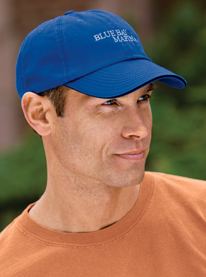 P&C Washed Twill Unstructured Sandwich Cap